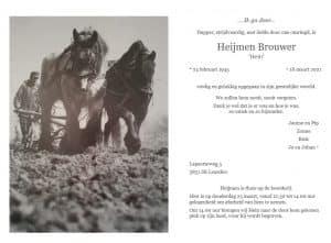 Hein Brouwer